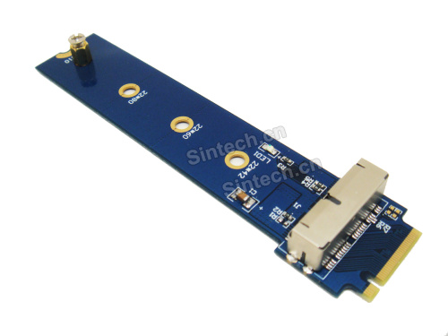 2013 2014 2015 MacBook Pro +Air SSD to M.2 (NGFF) PCI-e adapter
