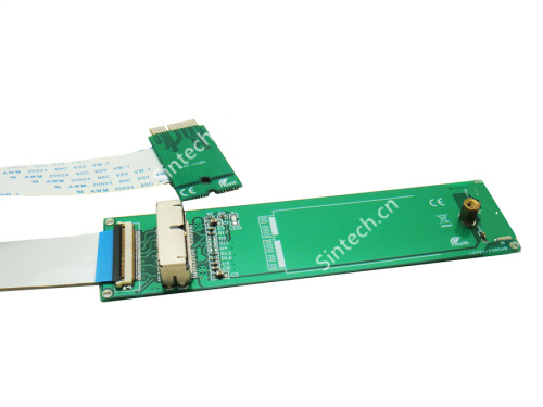 28pin 2013-2016 macbook SSD to 18pin Macbook Wifi card - Click Image to Close