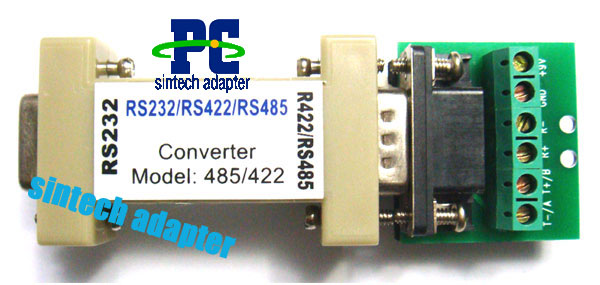 RS232 to RS485/RS422 converter