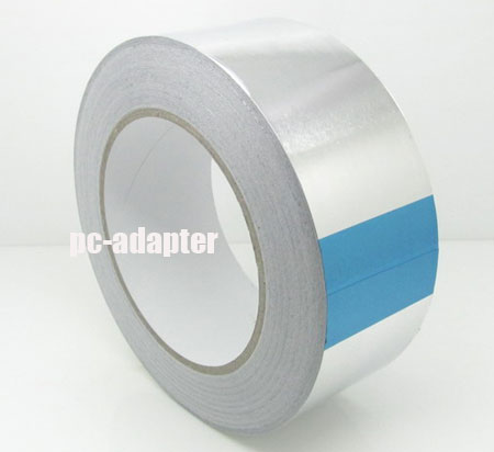 "1.8"" 45mm x 40M x 0.06 mm Aluminum Effect Pedal Foil EMI Shield"