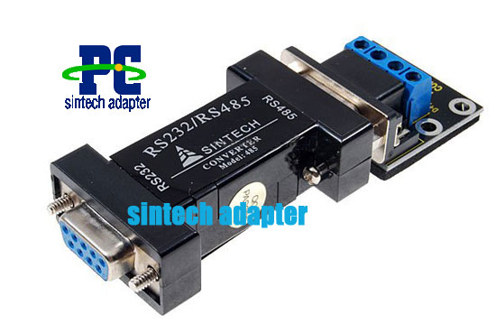 RS232 to RS485 converter Grade industrial