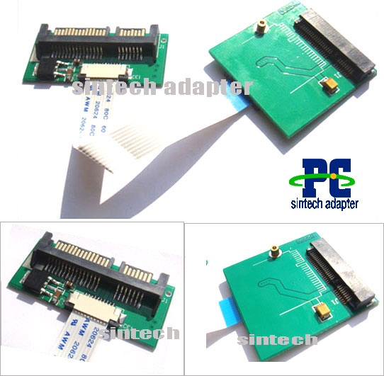 2012 MACBOOK AIR MD224 MD223 MD231 MD232 ssd to SATA Adapter