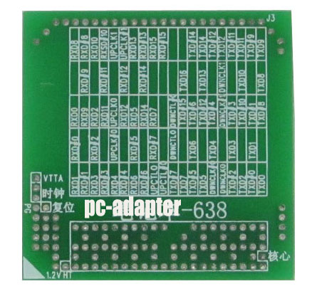 AMD 638 CPU socket tester without LED for desktop