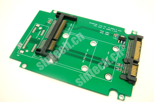 CFast card to SATA adapter