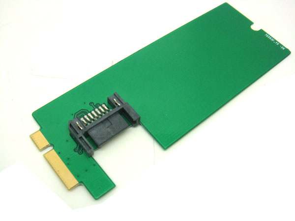SATA HDD to MACBOOK PRO Retina adapter card as IMAC A1398 A1425