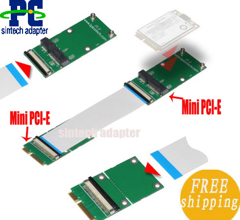 mini PCI Express to MiniCard Extender