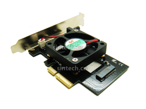 M.2 (NGFF) SSD to PCIe X4 Adapter for Samsung PM951 SM951 950 Pr
