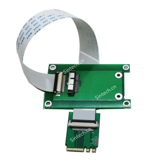 Macbook Wifi Card BCM94360CD/BCM94331CD as M 2 A/E Key Wireless [ST