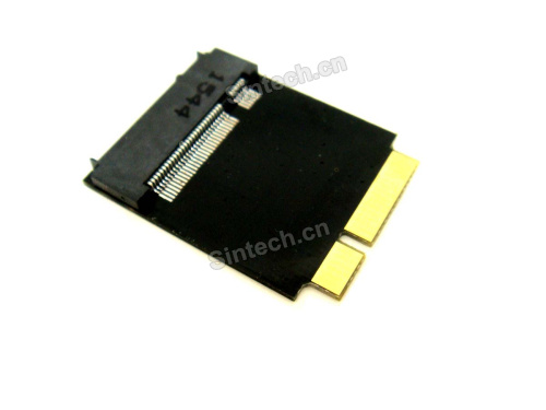 M.2(NGFF) SSD 8+18Pin adapter as SSD of 2012 MACBOOK Air
