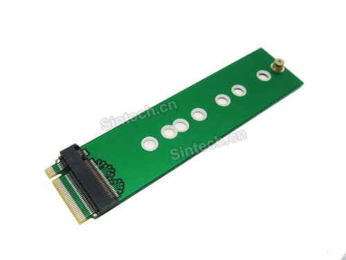 NGFF M.2 PCIe M-Key extension card