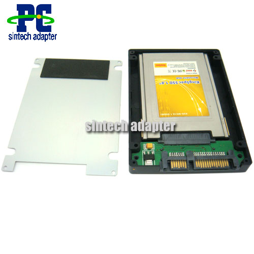 1.8 inch micro sata SSD HDD to 2.5 inch SATA motherboard adapter