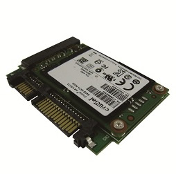mini SATA mSATA to 1.8 half Slim SATA adatper card