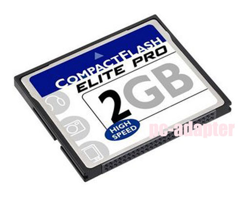 2GB CompactFlash OEM CF Memory Card