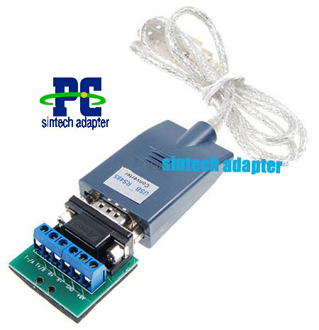 USB 2.0 To RS-485 Converter
