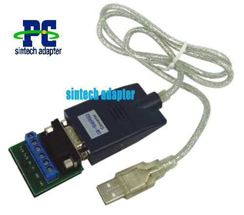 USB2.0 to RS-485/RS-422 Converter