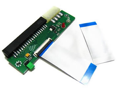"1.8"" ZIF HDD driver to IDE(PATA) adapter"