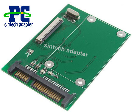 "1.8"" ZIF(CE) to SATA adapter"