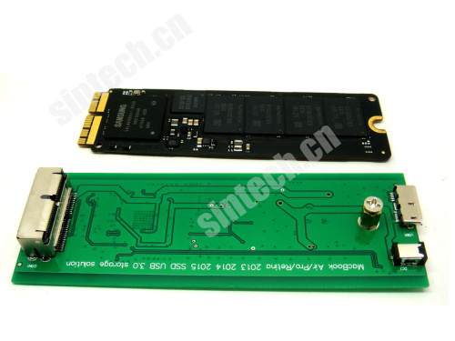 2013-2014 Macbook A1465 1466 A1398 A1502 SSD USB 3.0 card