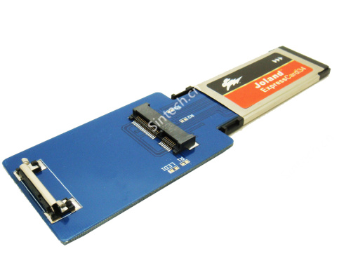 Laptop express card expresscard 34 to Mini PCI-e wireless Card a