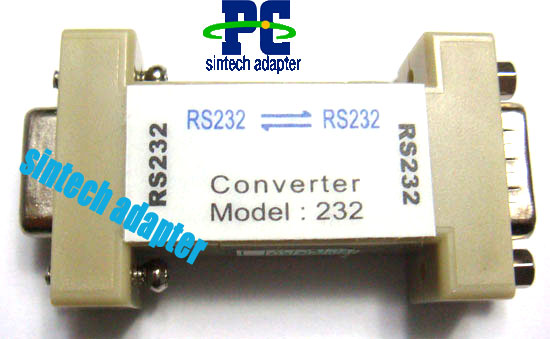 RS232 To RS232 Optical Isolation Repeater
