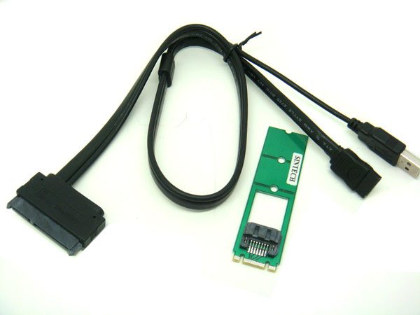 SATA HDD to M.2 NGFF Socket adapter converter card
