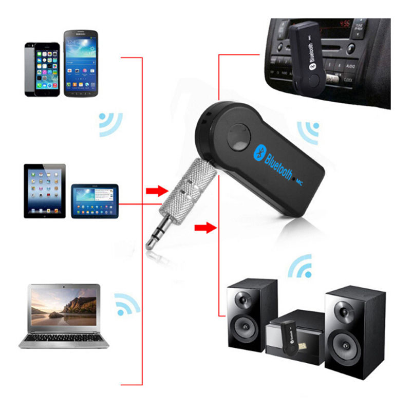 3.5mm Bluetooth Audio Stereo Receiver