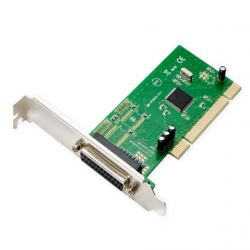 PCI to serial/parallel card