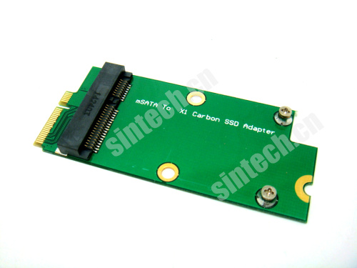 mSATA SSD to 26pin adapter as SD5SG2 from Lenovo X1 Carbon Ultra